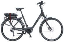 e-Trekkingbike Sparta A- Shine M10b Active Plus Wave black matt
