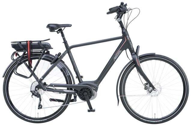 e-Trekkingbike Sparta A- Shine M10b Active Plus Diamant black matt 2021