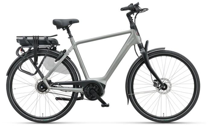 e-Citybike Sparta A-Shine M8b Belt FL Diamant grey matt 2021