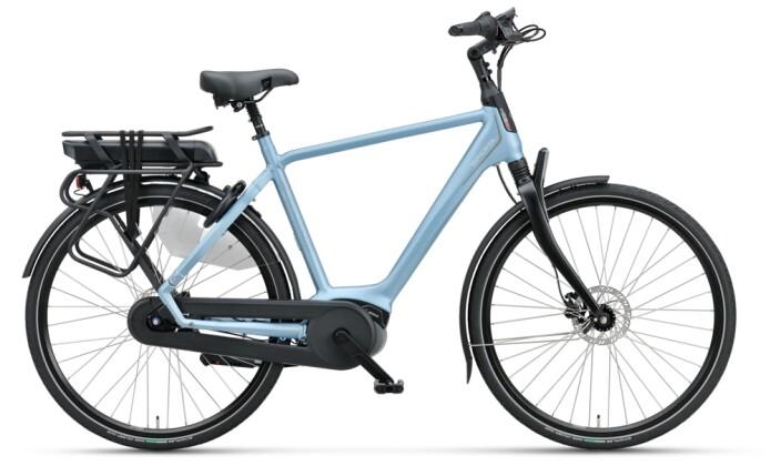 e-Citybike Sparta A-Shine M8b FL Diamant blue matt 2021