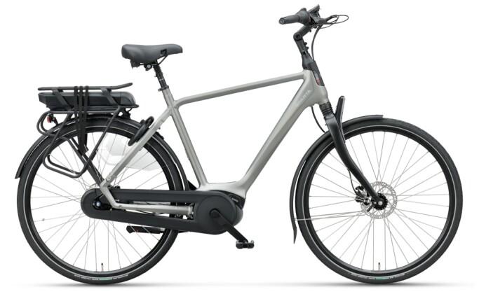 e-Citybike Sparta A-Shine M8b FL Diamant grey matt 2021