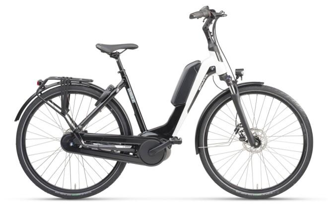 e-Citybike Sparta D-Rule M7Tb Wave white black 2021