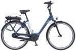 e-Citybike Sparta M8b Active Plus Wave blue silver matt