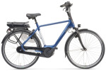 e-Citybike Sparta M8b Active Plus Diamant blue silver matt