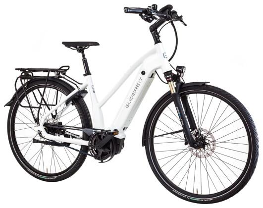 e-Citybike Gudereit ET-10 evo Basic 2021
