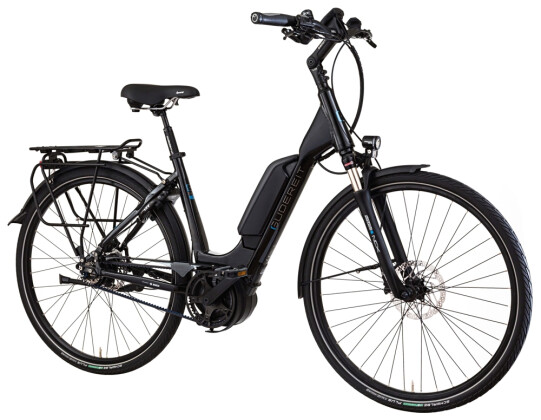 e-Citybike Gudereit ET-9 evo Basic 2021