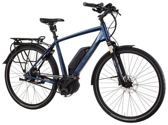 e-Citybike Gudereit ET-9 evo 2021