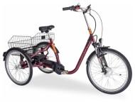 e-Spezialfahrzeug Draisin SENORA mit Motor Freilauf