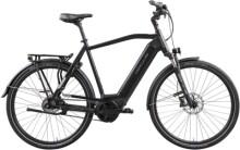 e-Citybike Hercules E-Imperial I-R5 Diamant schwarz