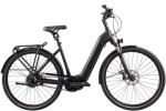 e-Citybike Hercules Futura Pro I-F360+ Zentralrohr schwarz