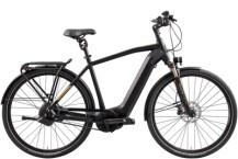 e-Citybike Hercules Futura Pro I-F360+ Diamant schwarz
