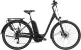 e-Trekkingbike Hercules Futura Sport 8.4 Zentralrohr schwarz