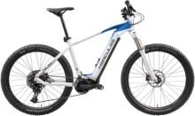 e-Mountainbike Hercules Nos Sport 1.1 Diamant weiß/blau