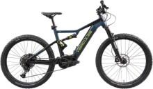 e-Mountainbike Hercules Nos FS Sport 1.1 Diamant schwarz/petrol