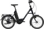 e-Citybike Hercules Futura Compact R8 500 Zentralrohr nachtblau