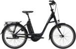 "e-Citybike Hercules Futura Compact R8 400 24"" Zentralrohr nachtblau"