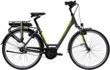 e-Citybike Hercules E-Joy R7 Zentralrohr grau
