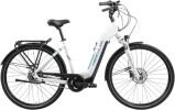 e-Citybike Hercules Intero I-R8 Zentralrohr weiß