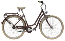 Citybike Hercules Viverty R7 Classic schokolade