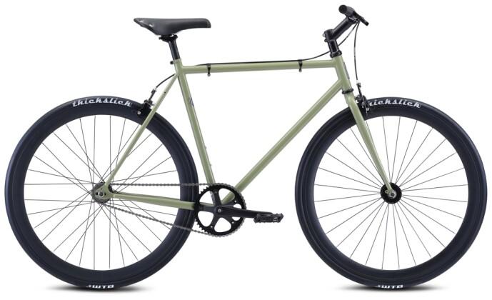 Urban-Bike Fuji DECLARATION Green 2021