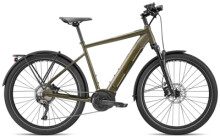 e-Trekkingbike Breezer Bikes POWERWOLF EVO SM 2.1+