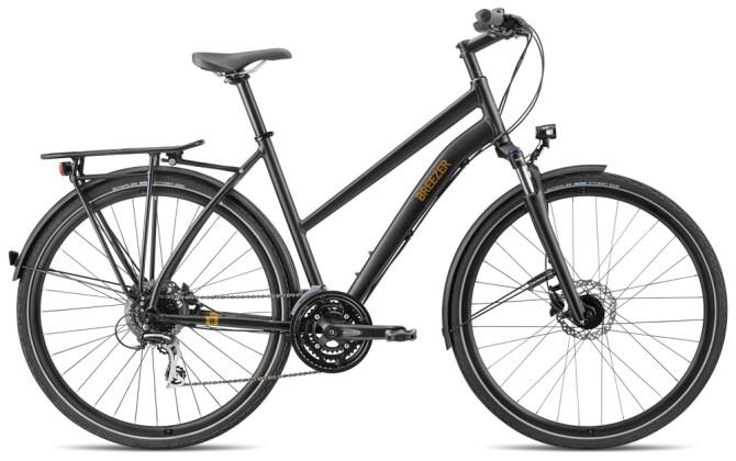 Trekkingbike Breezer Bikes LIBERTY S2.3+ ST 2021