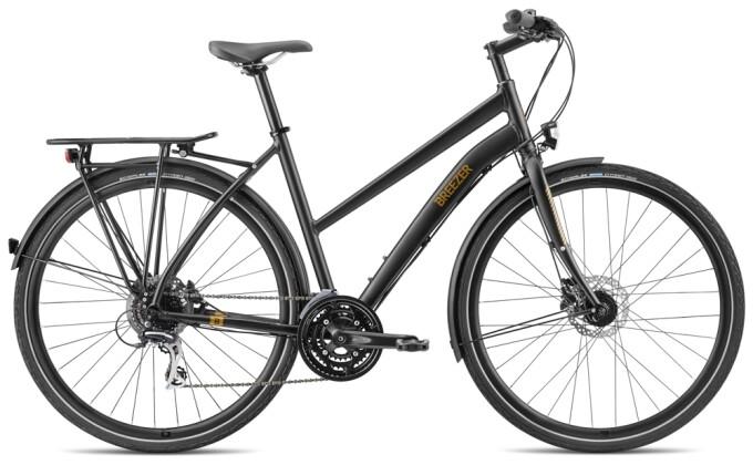 Trekkingbike Breezer Bikes LIBERTY R2.3+ ST 2021
