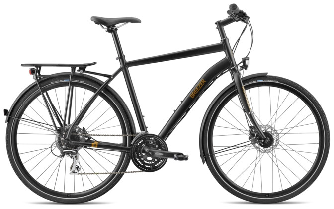 Trekkingbike Breezer Bikes LIBERTY R2.3+ 2021