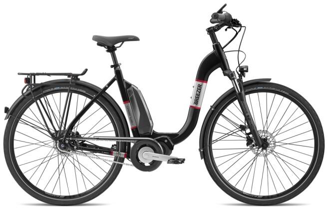 e-Citybike Breezer Bikes GREENWAY IG 1.1+ LS 2021
