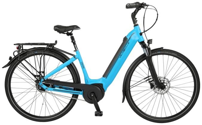 """e-Trekkingbike Velo de Ville AEB290 Allround 28"""" 11Gg Deore XT Di2 2021"""