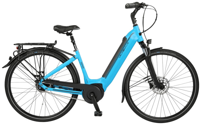 """e-Citybike Velo de Ville AEB290 Allround 28"""" 8Gg Nex Di2 RT 2021"""