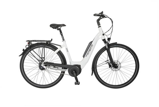 """e-Trekkingbike Velo de Ville AEB400 Allround 26"""" 9Gg Deore 2021"""