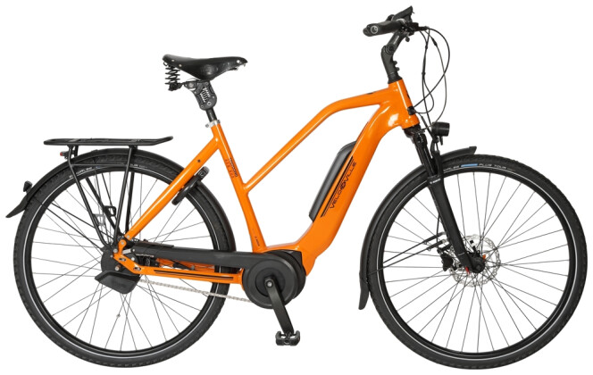 "e-Trekkingbike Velo de Ville AEB800 Allround 26"" 12Gg XT 2021"