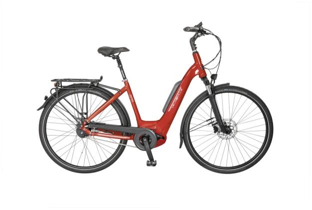 """e-Trekkingbike Velo de Ville AEB900 Allround 28"""" 11Gg Deore 2021"""