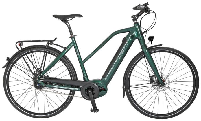 """e-Trekkingbike Velo de Ville AEB990 Allround 28"""" 9Gg Deore 2021"""
