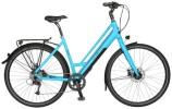 "e-Trekkingbike Velo de Ville AEF400 Fazua 28"" 12Gg XT"