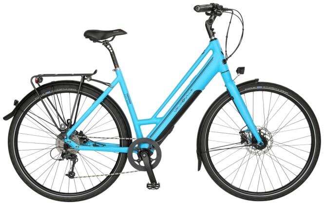 "e-Trekkingbike Velo de Ville AEF400 Fazua 28"" 9Gg Deore 2021"