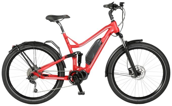 e-Trekkingbike Velo de Ville AES200 Allround FS 9Gg Deore 2021