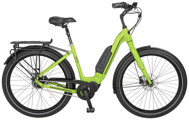 "e-Citybike Velo de Ville AES200 Allround 27,5"" 8G Nex. FL 2021"