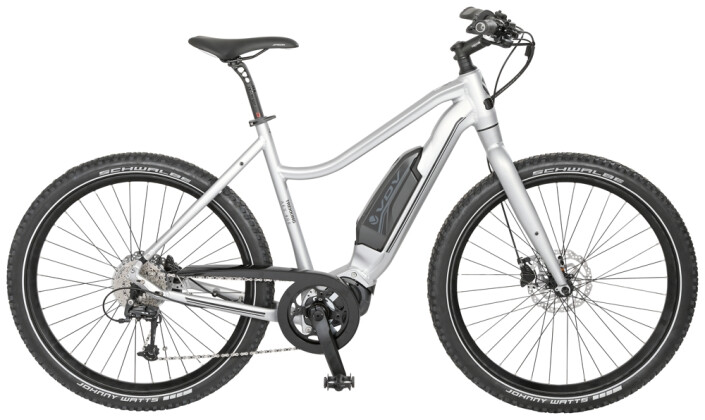 """e-Citybike Velo de Ville AES400 Allround 27,5"""" 8Gg Alfine FL 2021"""