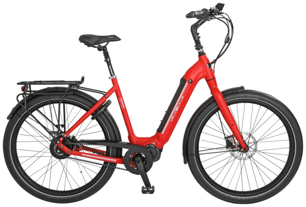 "e-Citybike Velo de Ville AES490 Allround 27,5"" 8Gg Nex DI2 RT 2021"