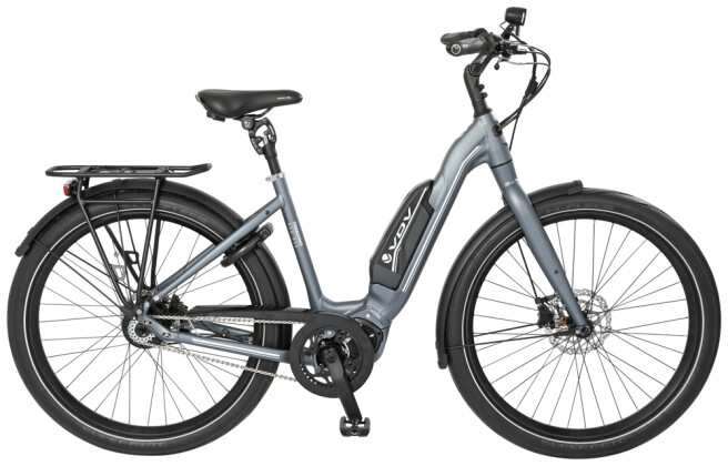 """e-Citybike Velo de Ville AES900 Allround 27,5"""" 11Gg Alf Di2 FL 2021"""
