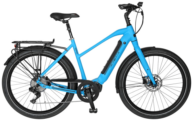 "e-Citybike Velo de Ville AES990 Allround 27,5"" 8Gg Nex FL 2021"