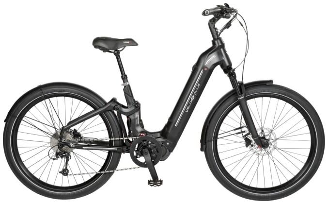 e-Trekkingbike Velo de Ville AES990 Allround FS 8Gg Acera 2021
