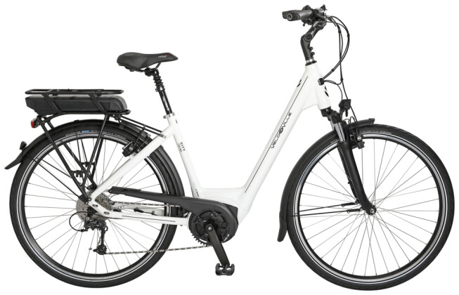 "e-Citybike Velo de Ville CEB400 Comfort 28"" 5Gg Nex FL 2021"