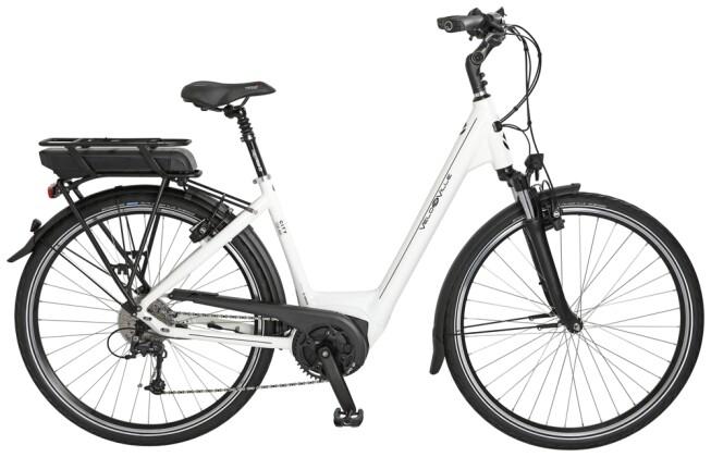 """e-Citybike Velo de Ville CEB400 Comfort 28"""" 8Gg Nex DI2 FL 2021"""