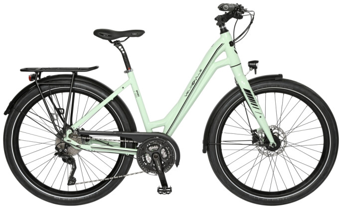 Trekkingbike Velo de Ville L400 Sport 14Gg Rohloff 2021