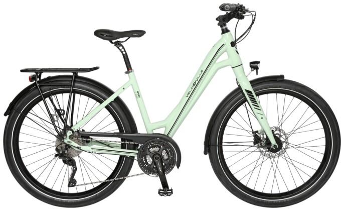 Trekkingbike Velo de Ville L400 Sport 30Gg XT Kpl. 2021