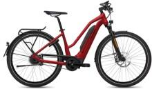 e-Citybike FLYER Upstreet5 7.23  Mixed Red HS EU