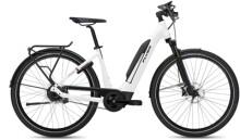 e-Citybike FLYER Upstreet5 7.83 Comf White